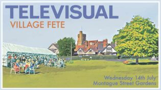Post community gathers at Televisual's Village fete