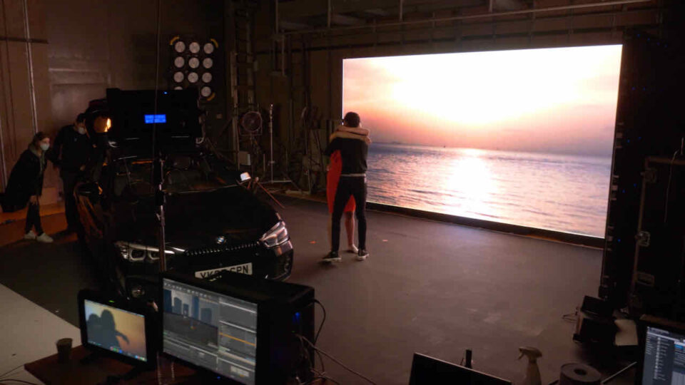Virtual production studios open in North West