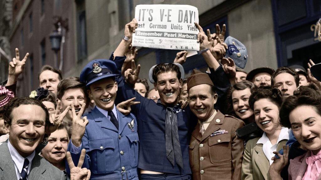 Espresso, Coleman make WWII archive films for C4, UKTV