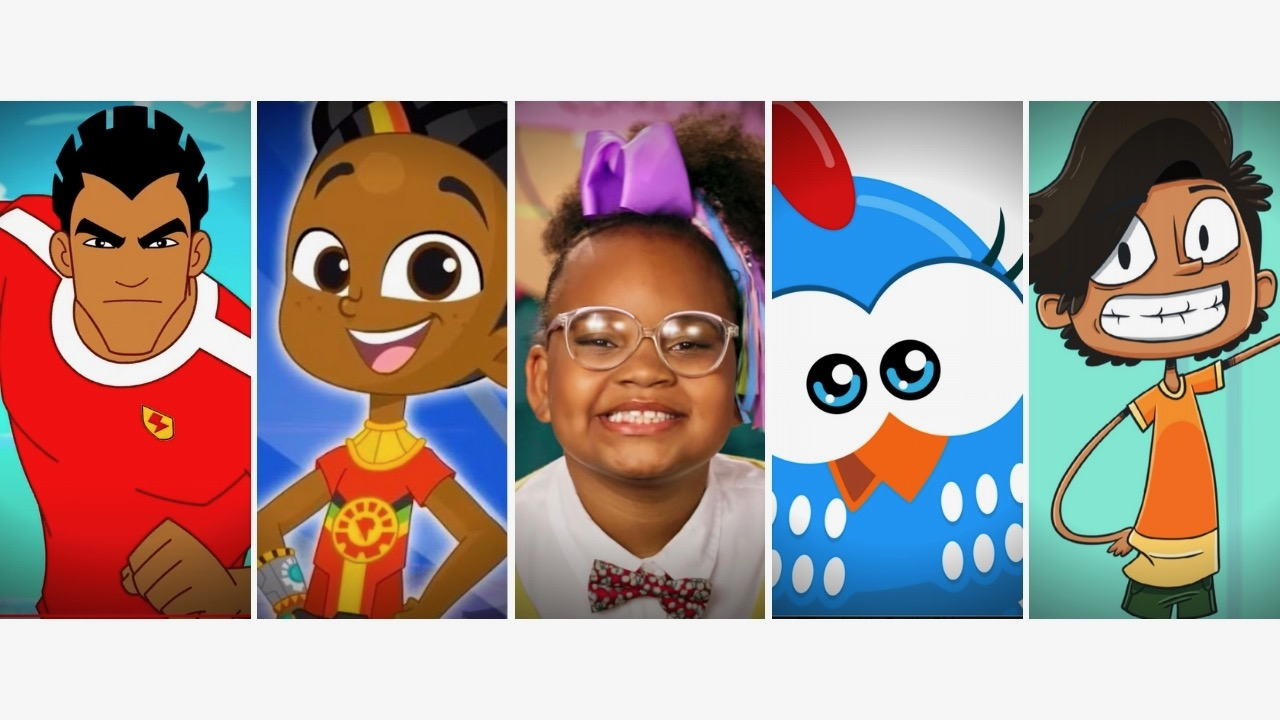 BBCS, Blue Zoo, Tiger win Youtube kids originals orders